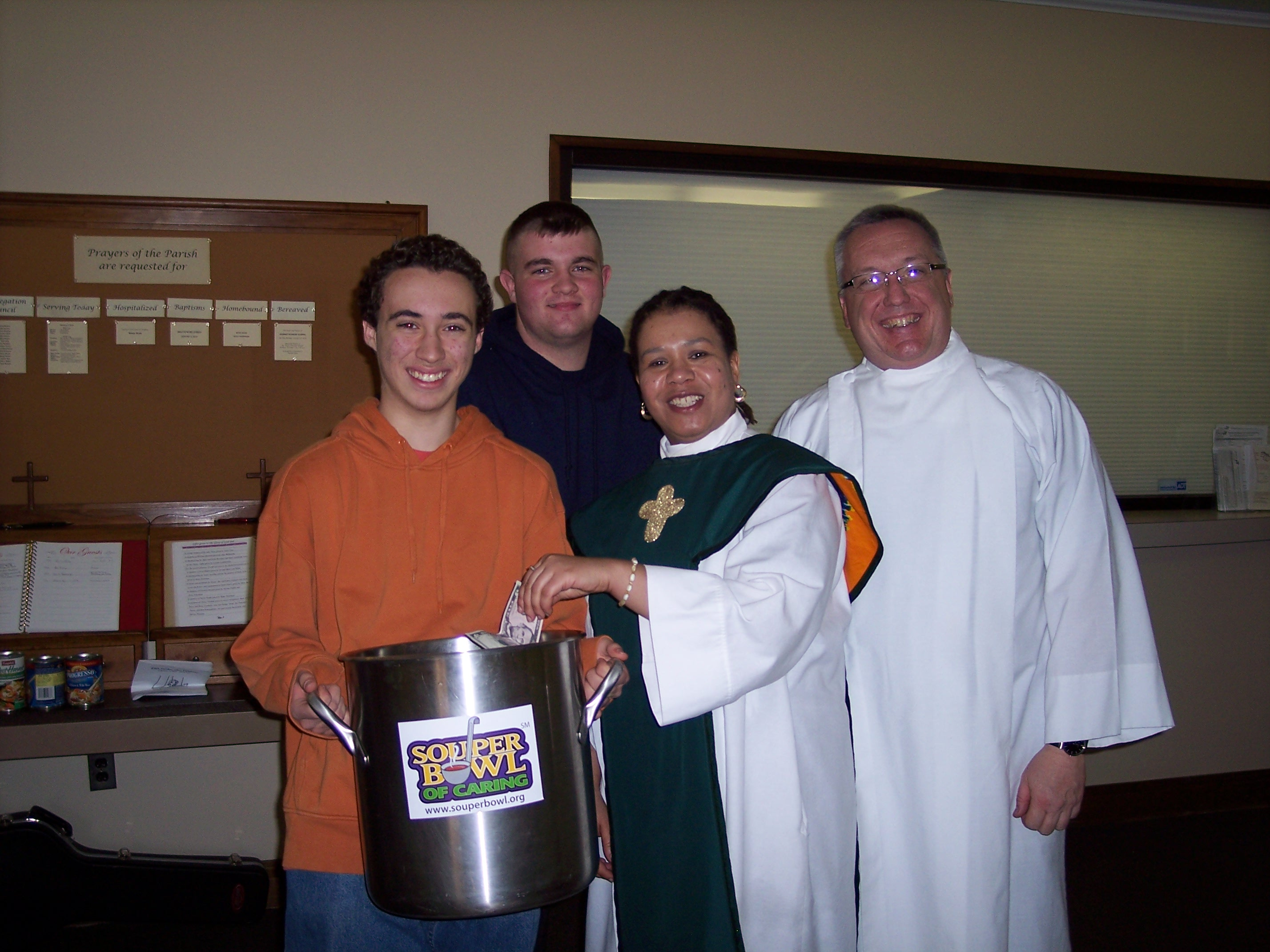 Loaves and fishes food bank lois schneider realtor 39 s blog for Loaves and fishes food pantry